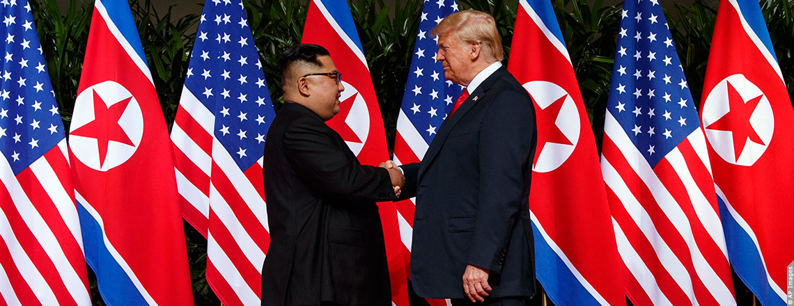 Joint Statement of President Trump and Chairman Kim Jong Un at the Singapore Summit