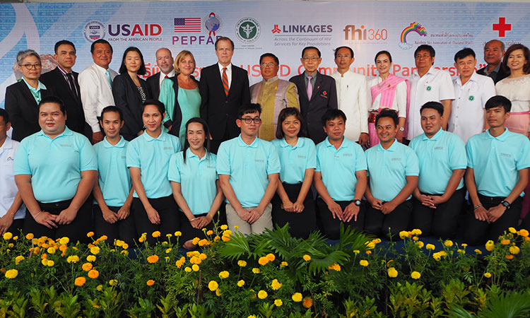 USAID Community Partnership Project