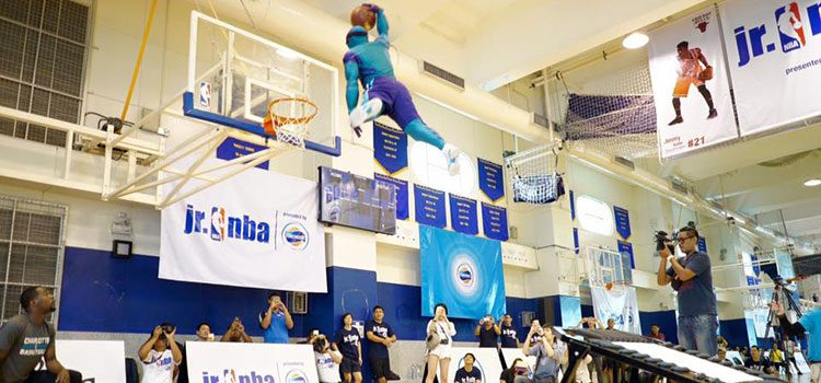 Jr. NBA 2016 Kicked Off on June 4, 2016