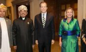 2016 Iftar hosted by Ambassador Glyn T. Davies