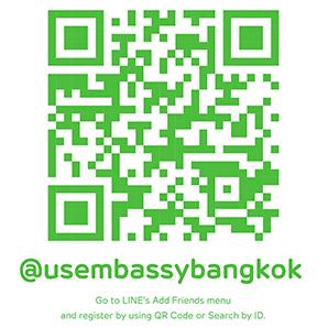 LINE @usembassybangkok