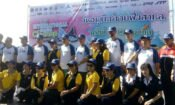 Embassy Volunteers joined coastal cleanup in Rayong