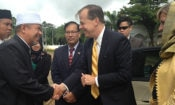 Ambassador Davies visited Krabi