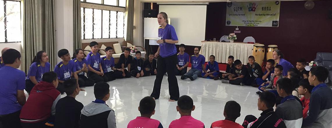 Camp GLOW/BROS in Chiang Rai