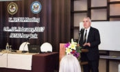 Deputy Chief of Mission Peter Haymond spoke at the fifth annual meeting of the Intellectual Property Criminal Enforcement Network (IPCEN) in Bangkok