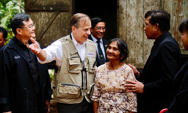Ambassador Davies Visited Nakhon Si Thammarat