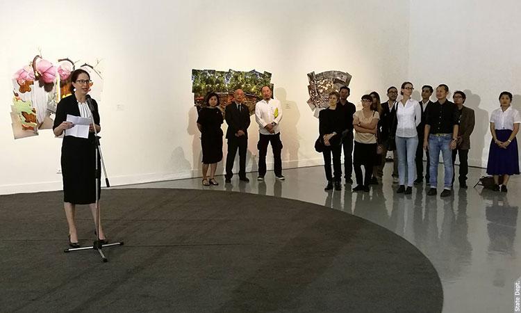 """Crossing the Dateline"" Exhibition"