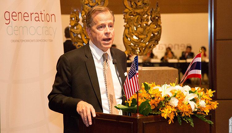 Ambassador Glyn Davies at Generation Democracy Summit