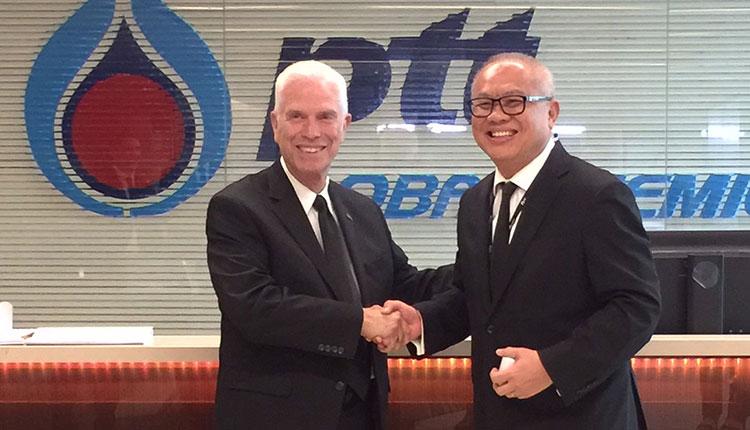 Congressman Bill Johnson visited Bangkok