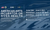 American Arts Incubator on River Health