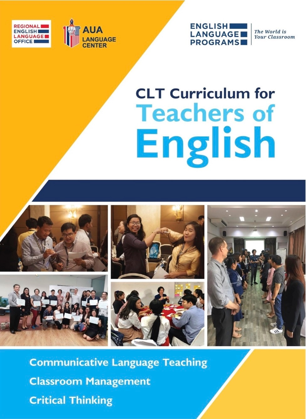 CLT Curriculum for Teachers of English