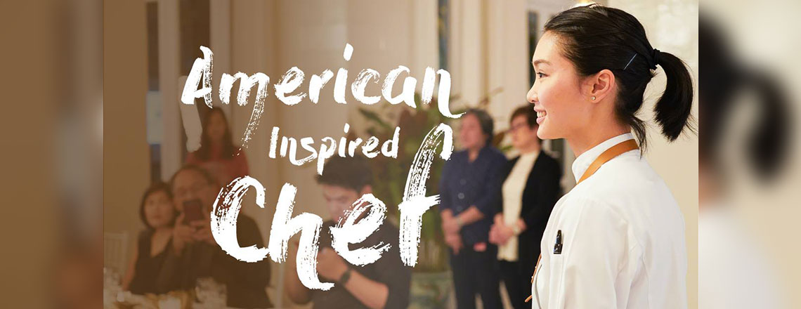 American Inspired Chef Project